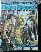 R@RO FUMETTO SPECIALE  BRAND BARRON N.2 -NEW-EDICOLA-RIF.972