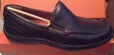 Zapatos de Cuero en Caja 👥 Clarks 👥 Talla 6.5 Unstructured Un Wind Negro (40 EU) Nuevo Para Hombre
