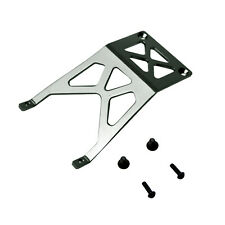 Traxxas Monster Jam 1:10 Alloy Front Skid Plate, Grey by Atomik - Replaces 3623