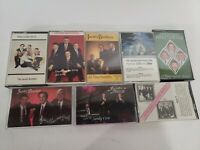 8 Jacob Brothers Cassette Lot Gospel Christian Hymns & more Signed