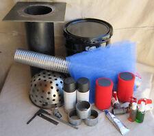 FEMA style Gasifier Kit, 5-15 HP