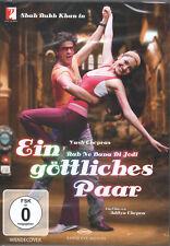 RAB NE BANA DI JODI / EIN GÖTTLICHES PAAR - Bollywood Film DVD mit Shahrukh Khan