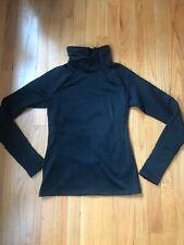 ATHLETA  Pullover Sweatshirt,  Black Size XS