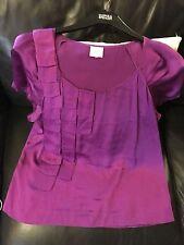 Whistles Silk Waist Length Tops & Shirts for Women