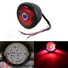 LED Tail Light For Harley Chopper Bobber Duolamp Rear Stop Lamp Brake Light