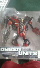 SPAWN.COM CYBER UNITS VIRAL RED BRUTE UNIT ACTION FIGURE McFARLANE TOYS 2005