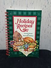 Holiday Recipes by Barbara C. Jones; Sheryn R. Jones
