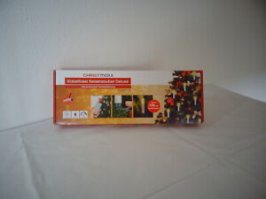 Christbaumbeleuchtung Kabellos mit Fernbedienung neu B-Ware OVP