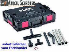FLEX Reinigungsset in L-Boxx 451.703 für Sauger VCE 35 45 33 44 L-AC M AC S 47