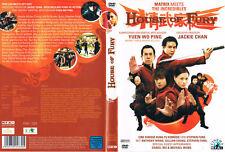 HOUSE OF FURY --- Kung-Fu-Komödie --- Anthony Wong --- Stephen Fung ---