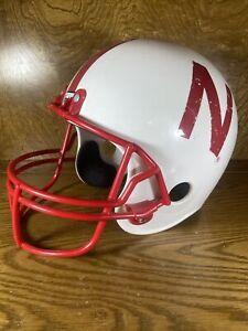 University Of Nebraska Huskers Franklin Kids Toy Costume Football Helmet Costume