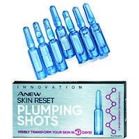 Avon Anew Skin Reset Plumping Shots 7x1.3ml with Protinol - New & Sealed