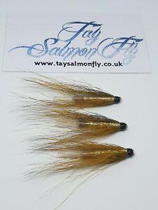 "Alistair 1"" Copper Tube Salmon Fishing Flies"