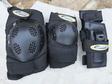 Forward Sports Safety Wrist, Elbow & Knee Pads, Adult in Mesh Carrying Bag