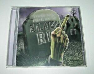 Malayerba - Ya habrá tiempo para el descanso CD año 2003 nuevo precintado