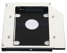 2nd HDD SSD Hard Drive Caddy Adapter for ASUS G75 G75vw G75vw-bbk5 Swap ODD DVD