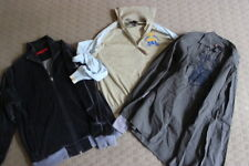 MEN'S CLOTHING - 3 X DIESEL & FRENCH CONNECTION FCUK TOPS SHIRTS JACKETS LARGE L