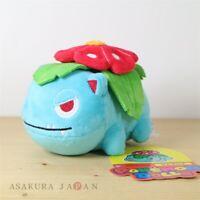 Pokemon Center Original POKEMON DOLLS Plush doll Venusaur Toy Japan
