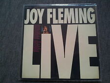 Joy Fleming - Live Vinyl LP (Suzi Quatro/ The Doors/The Animals/ Stevie Wonder)