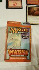 Magic the Gathering Invasion Expert Level Tournament Pack 75 Cards MTG