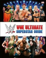WWE Ultimate Superstar Guide, Hardcover by Black, Jake, Brand New, Free shipp...