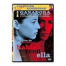 Hable Con Ella Talk To Her-Region 4-Ntsc-Dvd-*Disc Only*