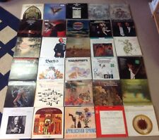 Lot Of 25 Classical Vintage LP Albums, From London Records Label