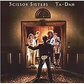 Scissor Sisters - Ta-Dah (2006) CD includes I Don't Feel Like Dancing