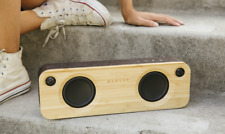House of Marley Get Together Bluetooth Portable Wireless Speaker Signature Black
