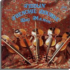 Fiddlin' Frenchie Bourke - Big Mamou - New 1977 Stereo Crazy Cajun LP Record!