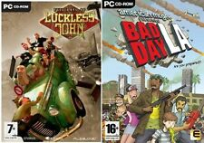 american mcgee's bad day in la & the evil days of luckless john new&sealed