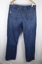 Cinch Mens Sz 38x34 Blue Straight Leg Jeans