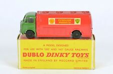 HORNBY DUBLO MECCANO DINKY 070 AEC MERCURY TANKER LORRY IN A SUPERB Nr MINT BOX