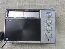 Columbia Masterworks 12 transistor portable radio M2890 PARTS REPAIR