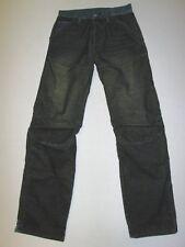 G-Star cord- Jeans Mod. Elwood 29/34 oliv-blau