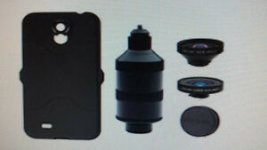 New iPro REALTORS KIT by Schneider Optics For Galaxy S4 Samsung Phone Phones