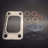 Turbocharger Gasket Set Fitting Kit Garrett T3 T34 T35 Turbo RS Cosworth Volvo