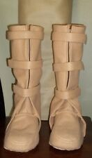 """""""Bespin Boots"""" costume shoe covers. NEW design NO PAINT, NOT DIRTIED"""