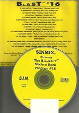 PROMO CD The Police STEWART COPELAND stan Ridgway WALL OF VOODOO Joe Jackson  bl
