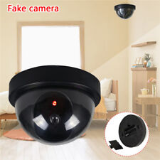Home Monitoring Wireless Flashing Light Fake Dummy Surveillance Security Camera