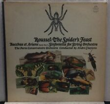 Roussel: The Spiders Feast Record S36225
