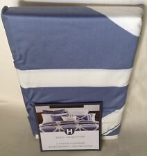 Hotel Collection Transom Blue 2 Standard Pillowshams, Retails $135.00