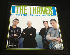 """The Thanes It's Just a Fear 7"""" Sundazed Records Chesterfield Kings The Answers"""