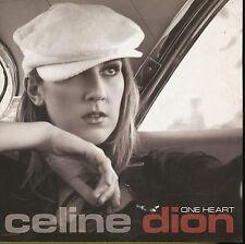CELINE DION CD SINGLE ONE HEART