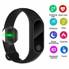 M2 Bluetooth Smart Watch Wristband Bracelet Pedometer Sport Fitness Tracker
