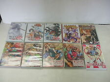 Lot of 10 Anime DVDs Peacemaker, Tsubasa, Rune Soldier, SuperGals!