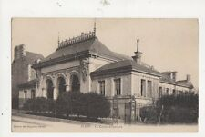 Flers Caisse d'Epargne Vintage Postcard France 522a