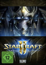 StarCraft II: Legacy Of The Void (PC, 2015, DVD-Box)