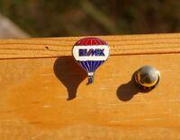 Re/Max Real Estate Hot Air Balloon Logo Gold Tone Metal & Enamel Pin Pinback