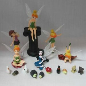 Fairies. Fairy Garden.